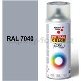 Sprej hliníkově šedý lesklý 400ml, odstín RAL 7040 barva hliníkově šedá lesklá