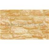 Samolepící tapety kamenná zeď - 67,5 cm x 15 m