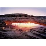 Fototapety západ slunce rozměr 368 cm x 254 cm