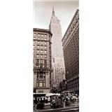 Fototapety Empire State Building rozměr 92 cm x 220 cm