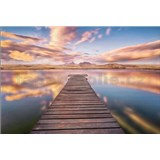 Fototapety Serenity molo rozměr 368 cm x 254 cm