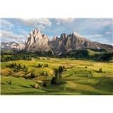 Fototapety Alpy rozměr 368 cm x 254 cm