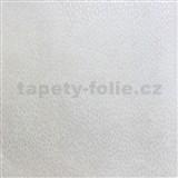 Tapety na zeď La Veneziana 3 kapky bílé na středně hnědém podkladu