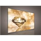 Obraz na plátně diamant 75 x 100 cm
