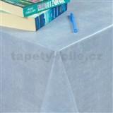 Ubrusy návin 20 m x 140 cm modrý