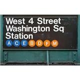 Luxusní vliesové fototapety New York - barevné, rozměr 418,5 cm x 270 cm