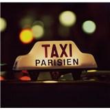 Luxusní vliesové fototapety Paříž - barevné, rozměr 279 cm x 270 cm