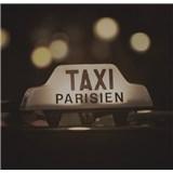 Luxusní vliesové fototapety Paříž - sépie, rozměr 279 cm x 270 cm