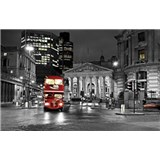 Luxusní vliesové fototapety Londýn - barevné, rozměr 418,5 cm x 270 cm