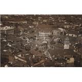 Luxusní vliesové fototapety Venice - sépie, rozměr 418,5 cm x 270 cm