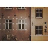 Luxusní vliesové fototapety Stockholm - barevné, rozměr 372 cm x 270 cm