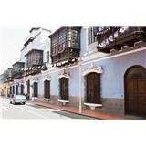 Luxusní vliesové fototapety Lima - barevné, rozměr 418,5 cm x 270 cm