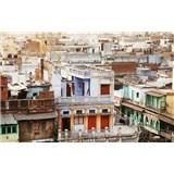 Luxusní vliesové fototapety Delhi - barevné, rozměr 418,5 cm x 270 cm