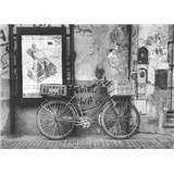 Luxusní vliesové fototapety Buenos Aires - černobílé, rozměr 372 cm x 270 cm