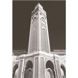 Luxusní vliesové fototapety Casablanca - barevné, rozměr 186 cm x 270 cm