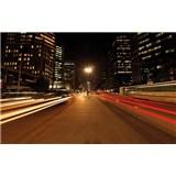 Luxusní vliesové fototapety Sao Paulo - barevné, rozměr 418,5 cm x 270 cm
