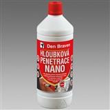 Hloubková penetrace NANO 1litr koncentrát - vydatnost 8-24m2