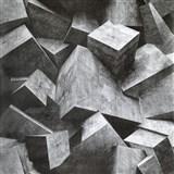 Samolepící fólie 3D kostky 45 cm x 10 m