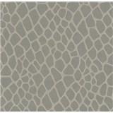 Luxusní vliesové tapety na zeď Merino abstrakt na metalicky šedém podkladu