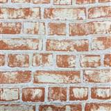 Vliesové tapety na zeď Easy Wall cihla červená
