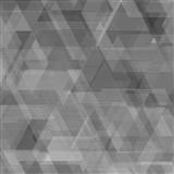 Vliesové tapety na zeď IMPOL Galactik geometrický vzor šedo-černý