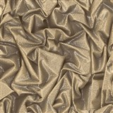 Vliesové tapety na zeď Virtual Vision 3D látka s flitry zlatá