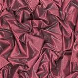 Vliesové tapety na zeď Virtual Vision 3D látka s flitry červená