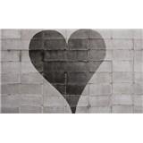 Luxusní vliesové fototapety Love BEZ TEXTU, rozměr 450 cm x 270 cm