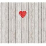 Luxusní vliesové fototapety srdce BEZ TEXTU, rozměr 300 cm x 270 cm