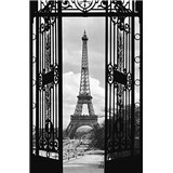 Fototapety La Tour Eiffel 1990 rozměr 115 cm x 175 cm