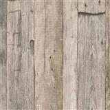 Vliesové tapety IMPOL Wood and Stone 2 vintage style dřevo s růžovým odstínem
