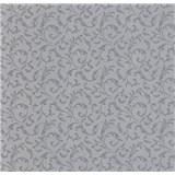 Luxusní vliesové tapety na zeď Brilliance zámecký vzor šedý