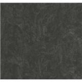 Vliesové tapety na zeď Carat metalická černá