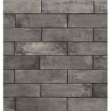 Dekorativní obklad na stěnu Ceramics Asmant šedý šířka 67,5 cm x 20 m