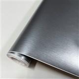 Samolepící fólie kartáčovaný kov - 45 cm x 10 m