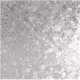 Statická fólie transparentní Splinter - 90 cm x 15 m
