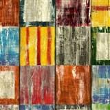 Samolepící fólie dřevěná mozaika Bahia  - 67,5 cm x 2 m (cena za kus)