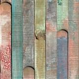 Samolepící tapety - barevné dřevo Rio 45 cm x 15 m