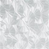 Samolepící folie transparentní vločky Eis 90 cm x 15 m