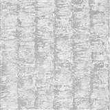 Luxusní vliesové tapety na zeď G.M.Kretschmer Deluxe pruhy stříbrné na krémovém podkladu