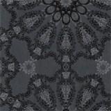 Luxusní vliesové tapety na zeď G.M.Kretschmer Deluxe lesklý měděný vzor na šedém podkladu