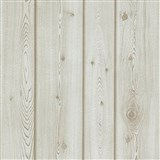 Papírové tapety na zeď Imitations dřevěné desky šedo-hnědé