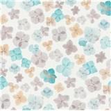 Vliesové tapety na zeď Prime Time II drobné květiny barevné