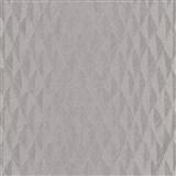 Vliesové tapety na zeď G.M.K. Fashion for walls lístky stříbrné s vroubkováním
