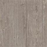 Vliesové tapety na zeď IMPOL Finesse dřevo šedé