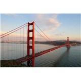 Vliesové fototapety Golden Gate rozměr 375 cm x 250 cm