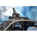 Vliesové fototapety Eiffelova věž rozměr 375 cm x 250 cm