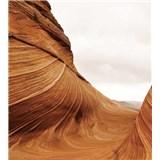 Vliesové fototapety poušť rozměr 225 cm x 250 cm