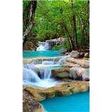 Vliesové fototapety vodopády rozměr 150 cm x 250 cm