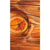 Vliesové fototapety suk v dřevě rozměr 150 cm x 250 cm